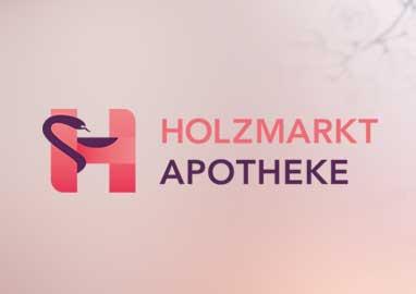 Holzmarkt Apotheke Logo