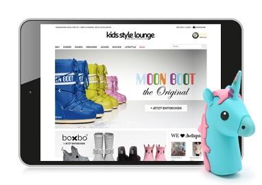 Kids Style Lounge