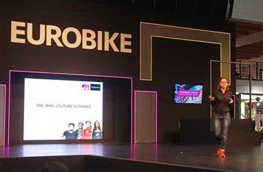 Susanne Schulz markeschulz Vortrag Marketing Fahrradmesse Eurobike