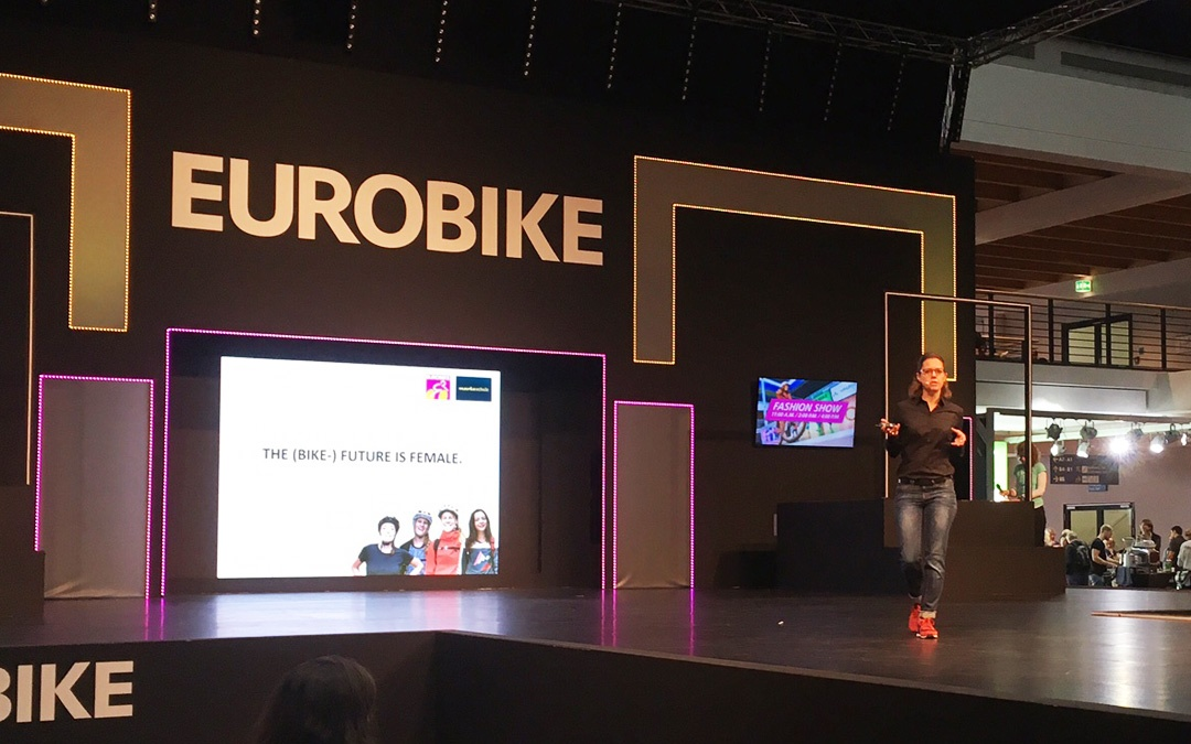 31. August 2017 Messe Eurobike