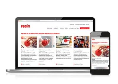 resin GmbH & Co. KG